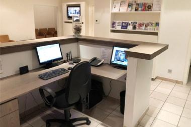Dr Mathys - Nos bureaux