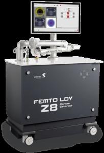 Ziemer z8 femto laser