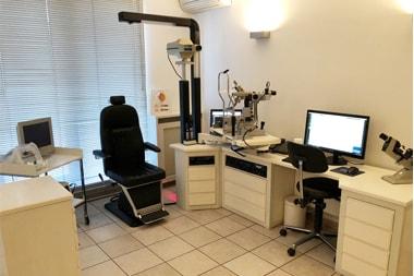 Examen de la vue – Dr Mathys