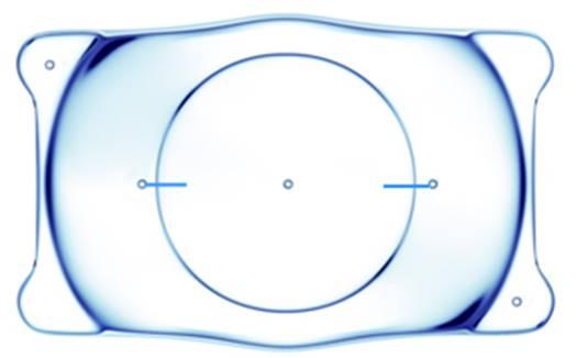 Lentilles intraoculaires - Visian ICL